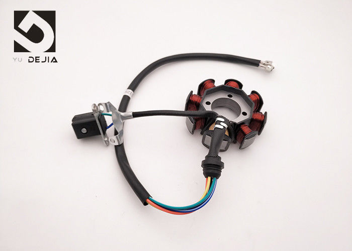 High Performance Motorcycle Engine Parts AC 150cc Scooter Stator CB125D-8